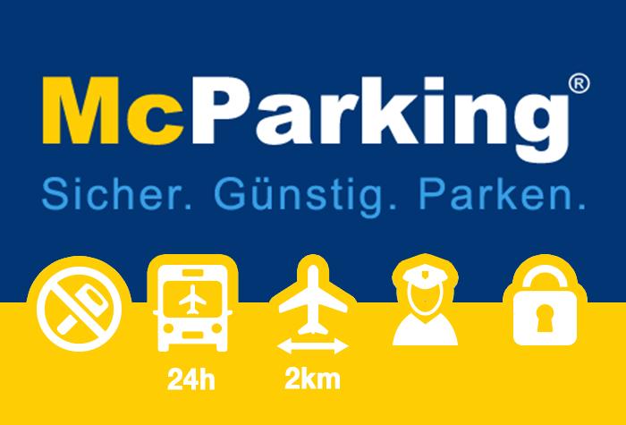 Parken Berlin Tegel (TXL), Deutschland