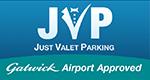 Just Valet Parking Gatwick logo