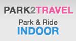 Leeds Bradford Park2Travel logo