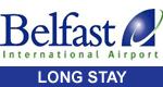 Long Stay Belfast International logo