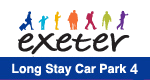 Exeter On Airport Long Stay CP4 logo