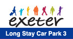 Exeter On Airport Long Stay CP3 logo