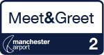 Manchester Official Meet and Greet (Terminal 2) logo
