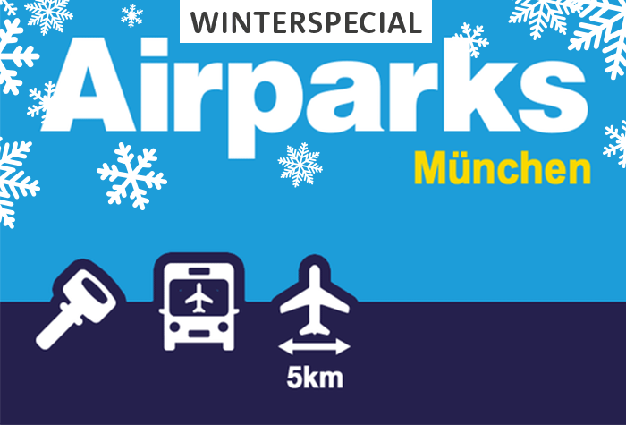 Parken München (MUC), Deutschland