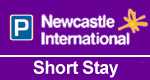 Newcastle On Airport Short Stay Parking logo