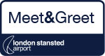 Stansted Official Meet and Greet logo
