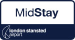 Stansted Official Mid Stay logo
