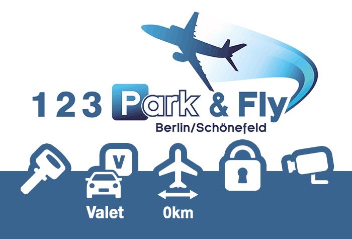 Parken Berlin Schönefeld (SXF), Deutschland