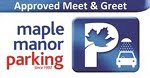 Gatwick Maple Manor Meet and Greet logo