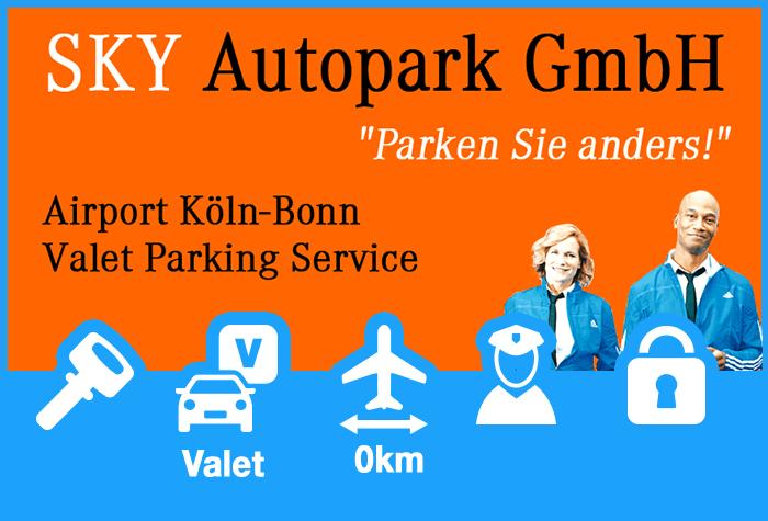Parken Köln (CGN), Deutschland