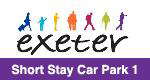 Exeter On Airport Short Stay CP1 logo