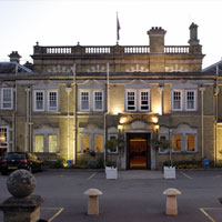 Best Western Chilworth Manor, near Paultons Park