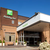 Holiday Inn Eastleigh, near Paultons Park