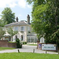 Best Western Forest Lodge, near Paultons Park