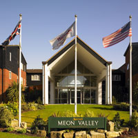 Marriott Meon Valley, near Paultons Park