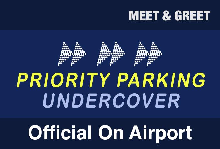 Luton Priority Parking Meet & Greet logo