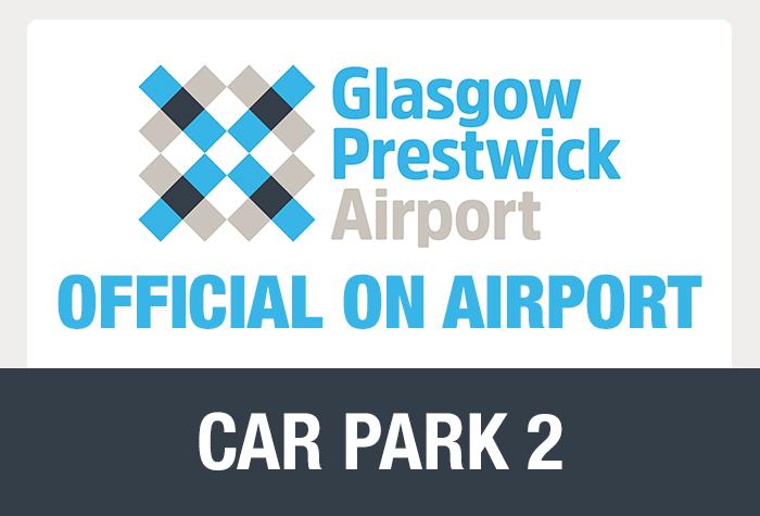 Glasgow Prestwick Car Park 2 logo