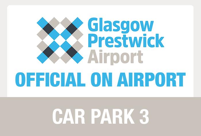 Glasgow Prestwick Car Park 3 logo