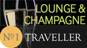 No. 1 lounge - Terminal 3 champagne package