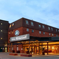 Hilton Bracknell Thorpe Park packages