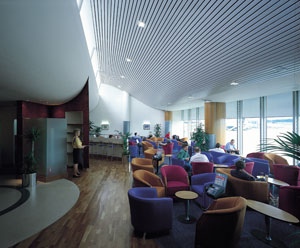London Heathrow – Departure Servisair Lounge T3 | Pearl Assist