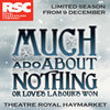 Much Ado About Nothing theatre breaks