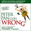 Peter Pan Goes Wrong theatre breaks