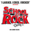 School of Rock theatre breaks