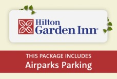BHX Hilton Garden Inn with Airparks