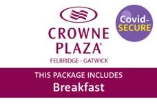 LGW Crowne Plaza Felbridge breakfast covid main tile
