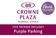 LGW Crowne Plaza Felbridge PP covid main tile