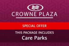 MAN Crowne Plaza Special Offer