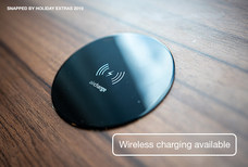 lhr hilton garden inn T2 wireless charging