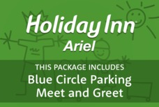 LHR Holiday inn Ariel Blue Circle