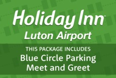 LTN Holiday Inn Blue Circle