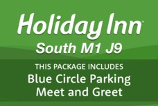 LTN Holiday Inn M1 J9 Blue Circle