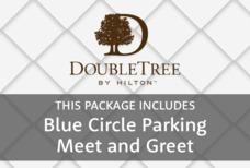 LHR Doubletree Hilton Blue Circle