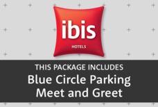 LHR Ibis Blue Circle