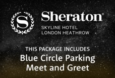 LHR Sheraton Skyline Blue Circle