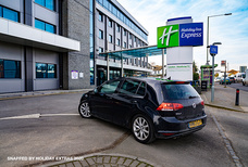 LHR Holiday Inn Express T5 Parking 1
