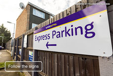 LHR Holiday Inn Express T5 Parking 2