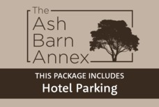 STN Ash Barn Annex with hotel parking