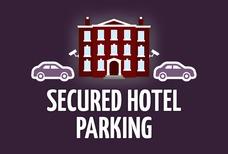 Etrop Grange secured hotel parking