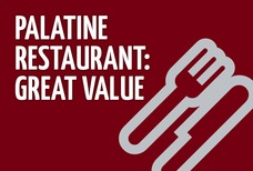 Palatine restaurant great value