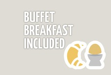 HILTON MAN BUFFET BREAKFAST