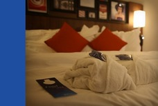 RADISSON BLU BED