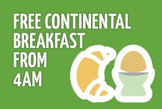 EMA Holiday Inn Express FREE CONTINENTAL