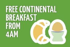 EMA Holiday Inn Express FREE CONTINENTAL