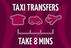 Taxi transfers mecure leeds