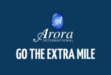 Arora go the extra mile
